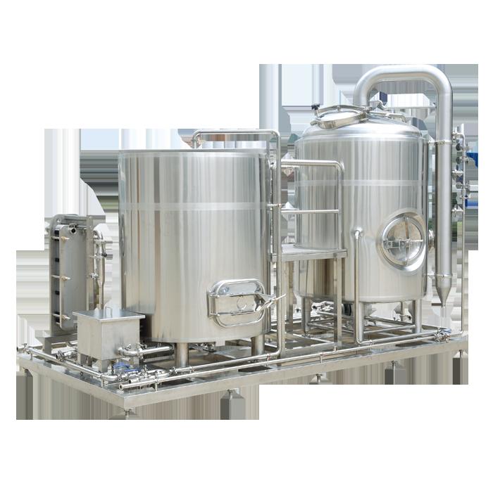 I型电加热式糖化系统