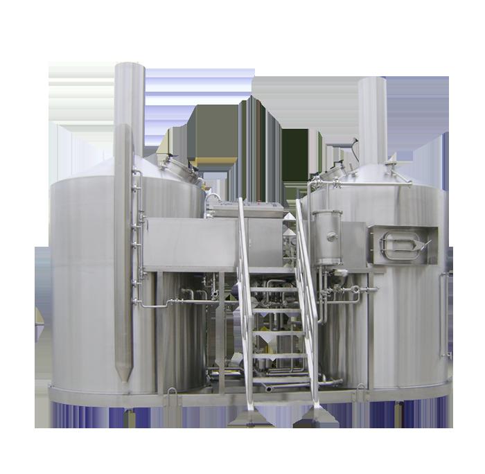 2000L啤酒糖化设备