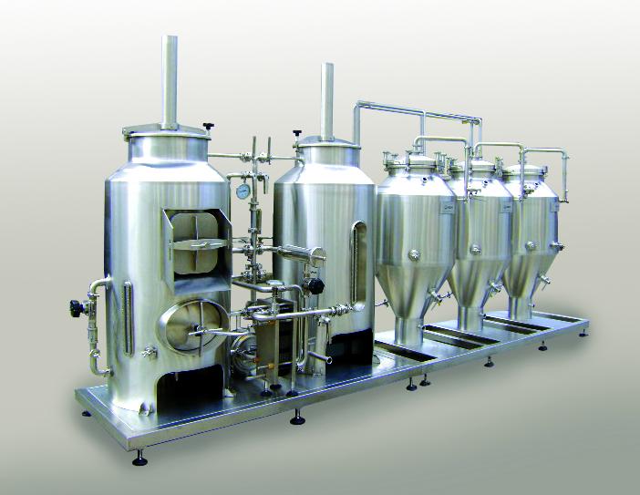 200L德式糖化设备