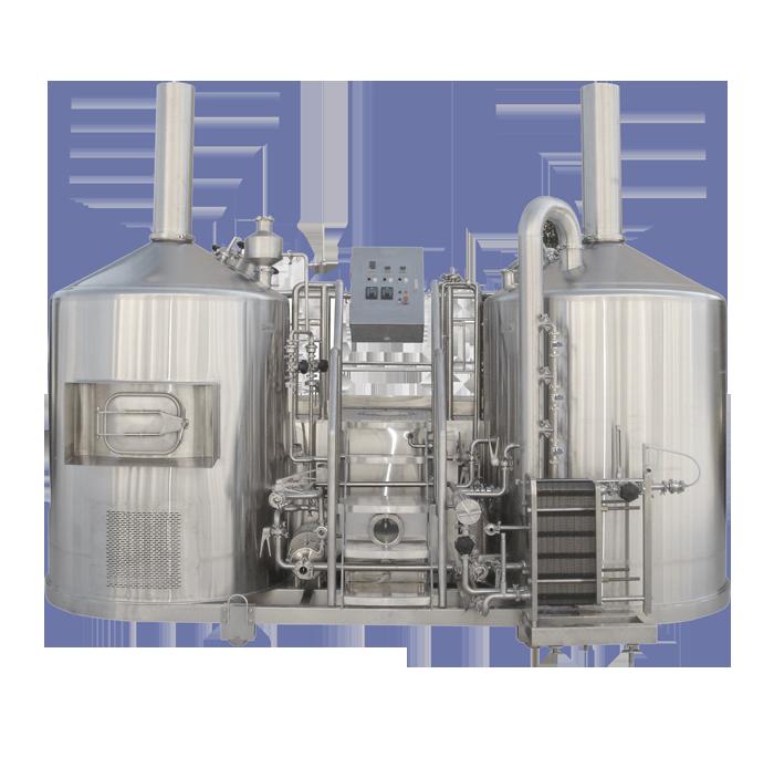 IV-1200L 啤酒糖化设备